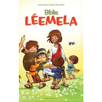 RVR 1960 La Biblia Leemela, Read-To-Me Bible, Spanish, Hardcover