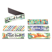Salt & Light, Jungle Magnetic Bookmarks, 6 Bookmarks