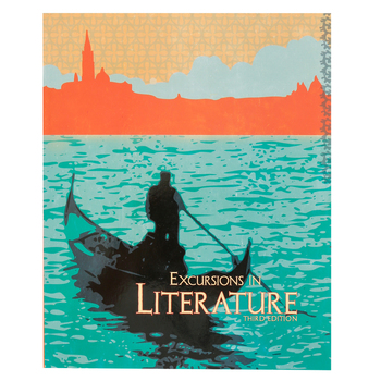 BJU Press, Excursions in Literature Student Text, 3rd Ed., Copyright Update, Grade 8