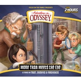 Adventures In Odyssey, More Than Meets the Eye, Episode 67, by Focus On The Family, CD