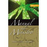 Manual del Ministro, by Zondervan