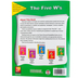The Five W's High-Interest Reading Comprehension Workbook, Reading Level Grade 5, Grades 5-12