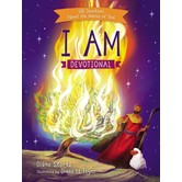 I Am Devotional: 100 Devotions About the Names of God, by Diane Stortz & Diane Le Feyer, Hardcover