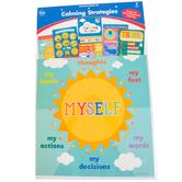 Carson-Dellosa, Calming Strategies Bulletin Board Set, 7 Pieces, Grades Prek-5