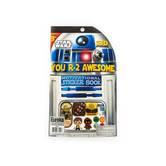 Eureka, Star Wars Sticker Book, 5.75 x 9.5 Inches, Book of 530
