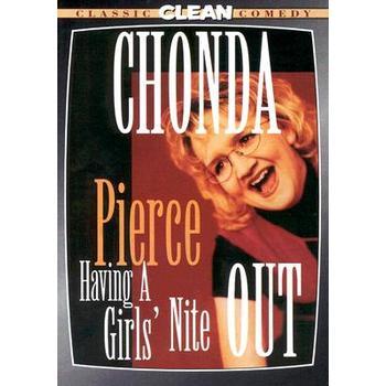 Having a Girls' Nite Out, by Chonda Pierce, DVD