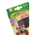 Crayola, Natural Modeling Clay, Non-Toxic, Assorted Colors, 8 Pieces, 4.8 Ounces, Ages 4 and up