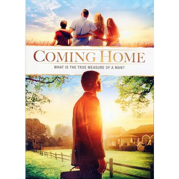Coming Home: What Is the True Measure of a Man, DVD