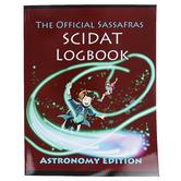 The Official Sassafras SCIDAT Logbook Astronomy Edition, Paperback, Grades K-5