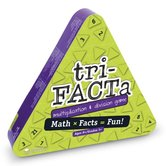 Learning Resources, Tri-FACTa Multiplication & Division Game, Ages 8 Years and Older, 2 to 4 Players