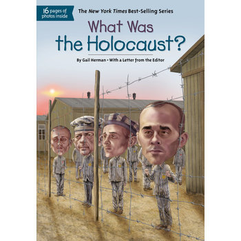 What Was the Holocaust, What Was Series, by Gail Herman, Paperback