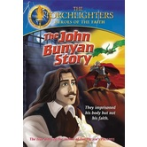 The John Bunyan Story, The Torchlighters Heroes of the Faith Series, DVD