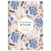 Daily Wisdom for Teen Girls, by Barbour, Hardcover