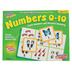 TREND enterprises, Inc., Numbers 0-10 Match Me Games, 56 Pieces, Ages 3-6