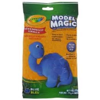 Crayola, Model Magic Modeling Compound, Blue, 4 ounces