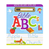 Flying Frog Publishing, Bible ABC's Write-On Wipe Off Activity Board Book, 18 Pages, Grades PreK-2