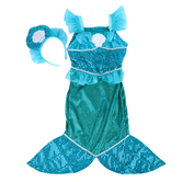 Melissa & Doug, Mermaid Role Play Costume Set, 2 Pieces, Ages 3 to 6 Years Old