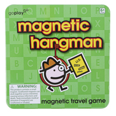 Toysmith, Magnetic Hangman Travel Game, 5 1/2 inches