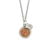 Riot Merchandising, for KING & COUNTRY Coin & Crest Priceless Necklace, 22 inch Chain