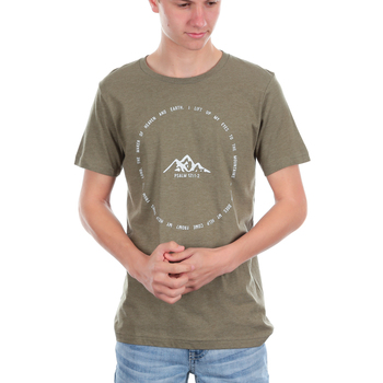 NOTW, Psalm 121:1-2 I Lift My Eyes To The Mountains, Men's Short Sleeve T-shirt, Olive Heather, S-2XL