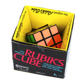 Winning Moves Games, The Original Rubik's Cube, 4 1/4 x 4 1/4 inches, Ages 8 and Older