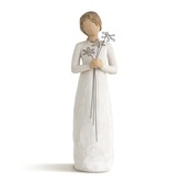 Willow Tree, Grateful Figurine