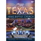 Gospel Music Hymn Sing: Live In Texas, by Gerald Wolfe, DVD