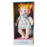 Manhattan Toy Company, Baby Stella Blonde Doll, Ages 12 Months & Older, 8 x 15 x 4 inches
