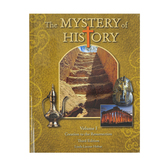 The Mystery of History Volume 1 with Downloadable Companion Guide, 3rd Ed., Hard Cover, Grades 1-12