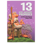 13 Very Awesome Promises and How God Always Keeps Them, David C Cook, 112 Pages, Grades 1-7