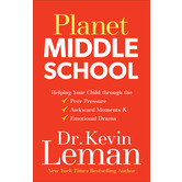 Planet Middle School, by Dr. Kevin Leman, Paperback