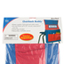 Carson-Dellosa, Chairback Buddy Pocket Chart, Red and Blue, 15 x 19 Inches, 1 Piece