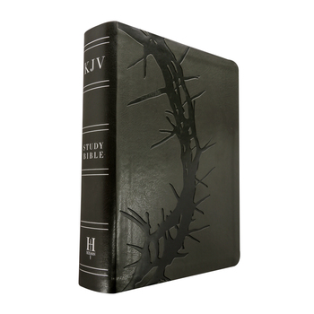 KJV Holman Study Bible, Imitation Leather, Multiple Colors Available