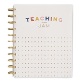 MAMBI The Happy Planner Fresh Start Modern, 12-Month Dated, Customizable, Gold Foil Accents, 8.5 x 11 Inch
