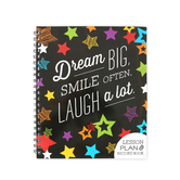 Chalk Talk Collection, Lesson Plan & Record Book, Chalkboard Stars & Stripes