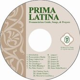 Memoria Press, Prima Latina Pronunciation CD