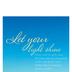 Salt & Light, Let Your Light Shine Church Bulletins, 8 1/2 x 11 inches Flat, 100 Count
