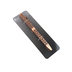 Dicksons, Full Armor of God Pen, Antique Copper and Black Cross Pattern, 5 1/4 inches