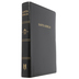 RVR 1960 Personal Size Large Print Spanish Bible, Imitation Leather, Black