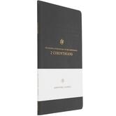 ESV Scripture Journal: 2 Corinthians, Paperback, Black