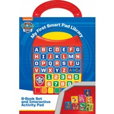 PAW Patrol, My First Smart Pad Library, 8 Book Set