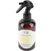 Uplift Aromatherapy Room and Linen Spray, Bergamot & Lemon Peel Scent, 8 1/2 Ounces