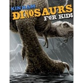 Dinosaurs for Kids, by Ken Ham, Hardcover