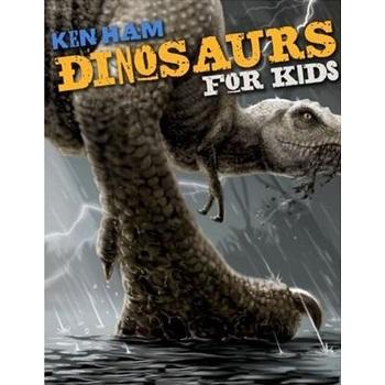 Dinosaurs for Kids, by Ken Ham, Hardcover
