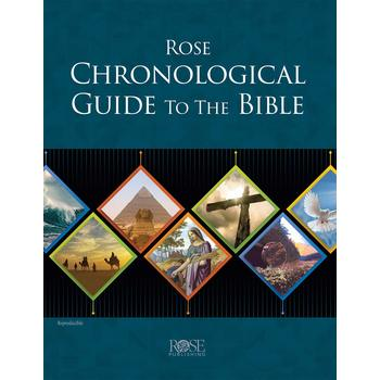 Rose Chronological Guide to the Bible, by Rose Publishing, Spiral Bound