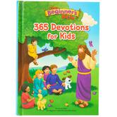 The Beginner's Bible: 365 Devotions for Kids, by Zondervan, Hardcover