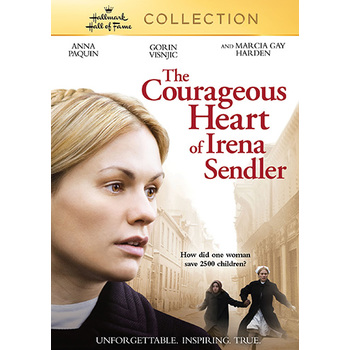 The Courageous Heart of Irena Sendler, DVD