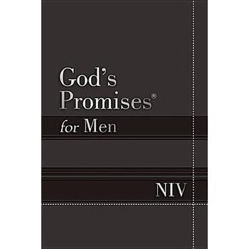 God's Promises for Men NIV: New International Version