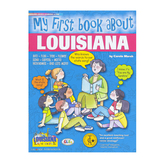 Gallopade, My First Book About Louisiana, Paperback, 32 Pages, Grades K-3