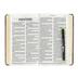 KJV Reference Bible, Giant Print, Imitation Leather, Brown, Portfolio Design